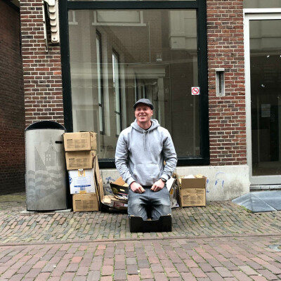 Ron is looking for a Room / Studio / Apartment in Haarlem